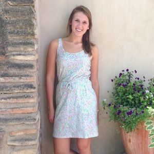 Lilly Pulitzer sundress or beach cover up